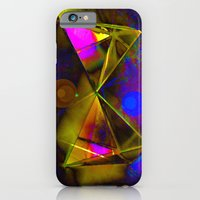 iPhone & iPod Case featuring Blackhole Prism by The Digital Weaver