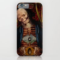iPhone & iPod Case featuring Cosmic Egg by DIVIDUS