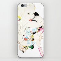 Kult Minipymer iPhone & iPod Skin