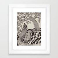 The Golden Apples (1) Framed Art Print