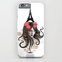 RECUERDA PARÍS iPhone 6 Slim Case