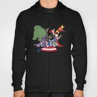 The Catvengers - Earth's Mightiest Kitties Hoody