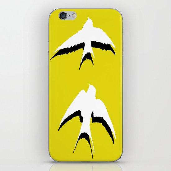 Avis Umbra iPhone & iPod Skin