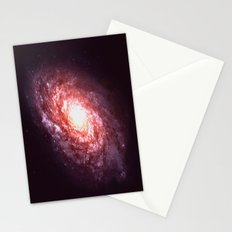 Distant Galaxy Stationery Cards