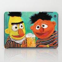 Hoppy Holidays iPad Case