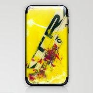 YELLOW6 iPhone & iPod Skin