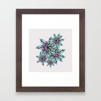 Meet In The Middle Framed Art Print