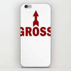Gross iPhone & iPod Skin