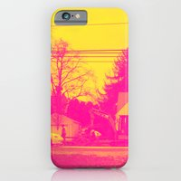iPhone & iPod Case featuring 521 by Steven Springer