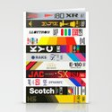 VHS Stationery Cards