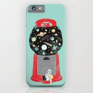 My Childhood Universe iPhone 6 Slim Case