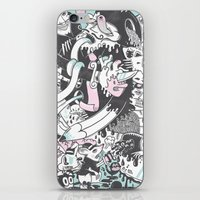 Deadly Sins iPhone & iPod Skin