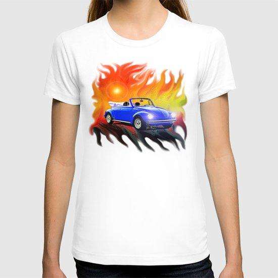 70 VW Super Beetle T-shirt