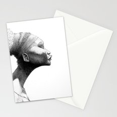Afro Stationery Cards