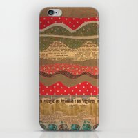 COLLAGE iPhone & iPod Skin