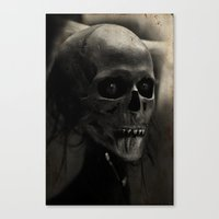 Mortis Canvas Print