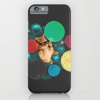 iPhone & iPod Case featuring A PLAYFUL DAY by KIMKONG