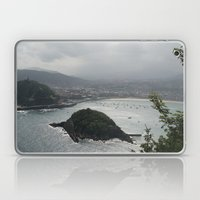 san sebastian, spain Laptop & iPad Skin
