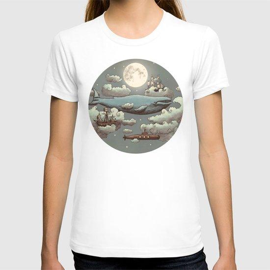 Ocean Meets Sky T-shirt