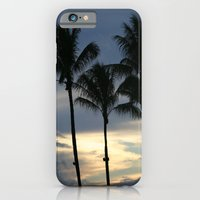 iPhone & iPod Case featuring Maui: Sunset by ParadiseApparel
