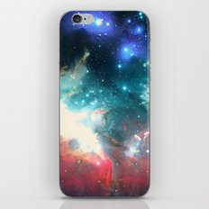 Echoes of the Stars iPhone & iPod Skin