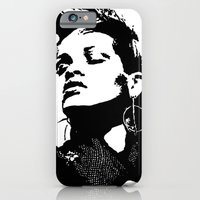 iPhone & iPod Case featuring Rihanna. by Christine DeLong Creative Studio