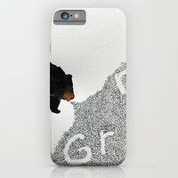 iPhone & iPod Case featuring Grrrrrr... by Condor
