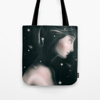 Shining Stars Tote Bag