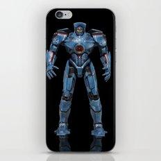Vectorial Rim #5 iPhone & iPod Skin