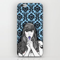 Love for the Rebellion iPhone & iPod Skin