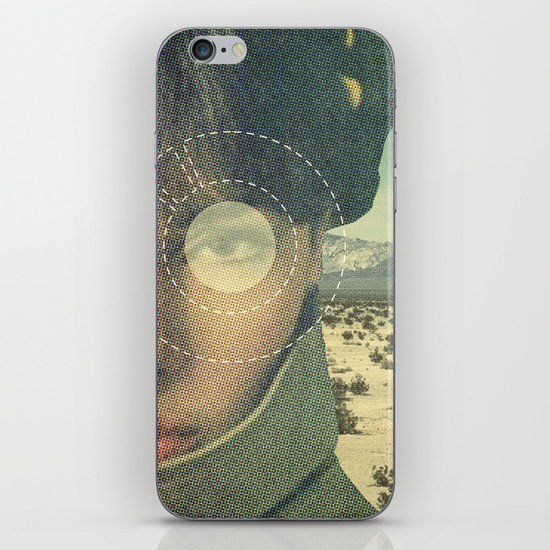 We do not truly see light, we only see slower things lit by it. iPhone & iPod Skin