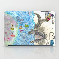 The Mermaid Of Zennor iPad Case