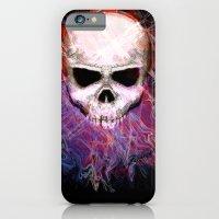 Colorful Skull iPhone 6 Slim Case