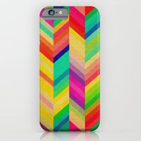 iPhone & iPod Case featuring COLOR QUEST by Rebecca Allen
