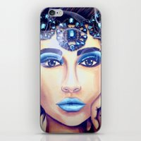 Neptune - By Ashley-Rose… iPhone & iPod Skin
