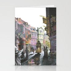 Diagon Alley Stationery Cards