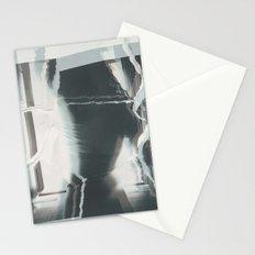 Broken window 2 Stationery Cards