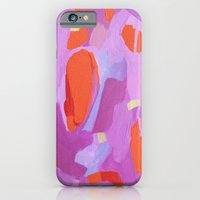 iPhone & iPod Case featuring Sangria by Emily Rickard