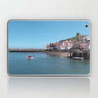 Whitby Postcard Laptop & iPad Skin