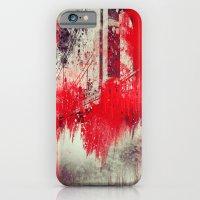 A Season Of Rough Waters iPhone 6 Slim Case