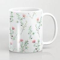 springtime pink Mug