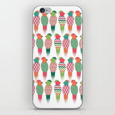 Parrots iPhone & iPod Skin