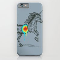 iPhone & iPod Case featuring Unicore II by Rachel Caldwell