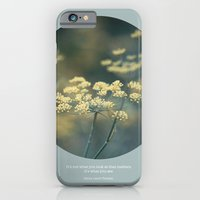 Stop And Stare iPhone 6 Slim Case