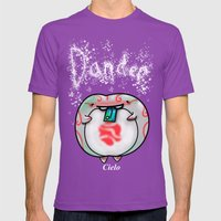 Cielo Mens Fitted Tee Ultraviolet SMALL