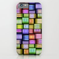 Modern Pattern Design iPhone 6 Slim Case