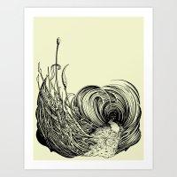Landscape 09 Art Print