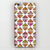 These Diamonds Are Forever iPhone & iPod Skin