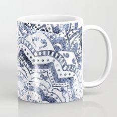 BLUE ORION JEWEL MANDALA Mug