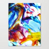 primordial Canvas Print